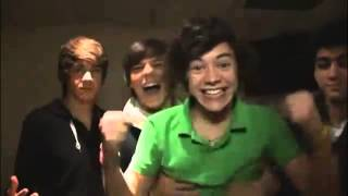 One Direction - Funniest moments in X Factor