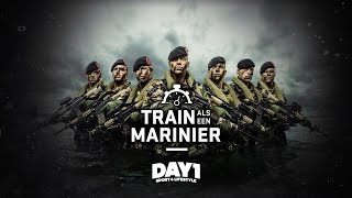 DAY1 Special: TRAIN ALS EEN MARINIER || #DAY1 X #Mariniers Afl. #33