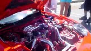 rotary engine sound