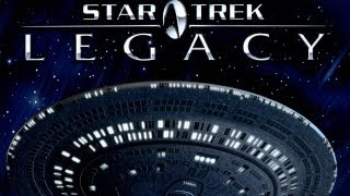 CGR Undertow - STAR TREK: LEGACY review for Xbox 360