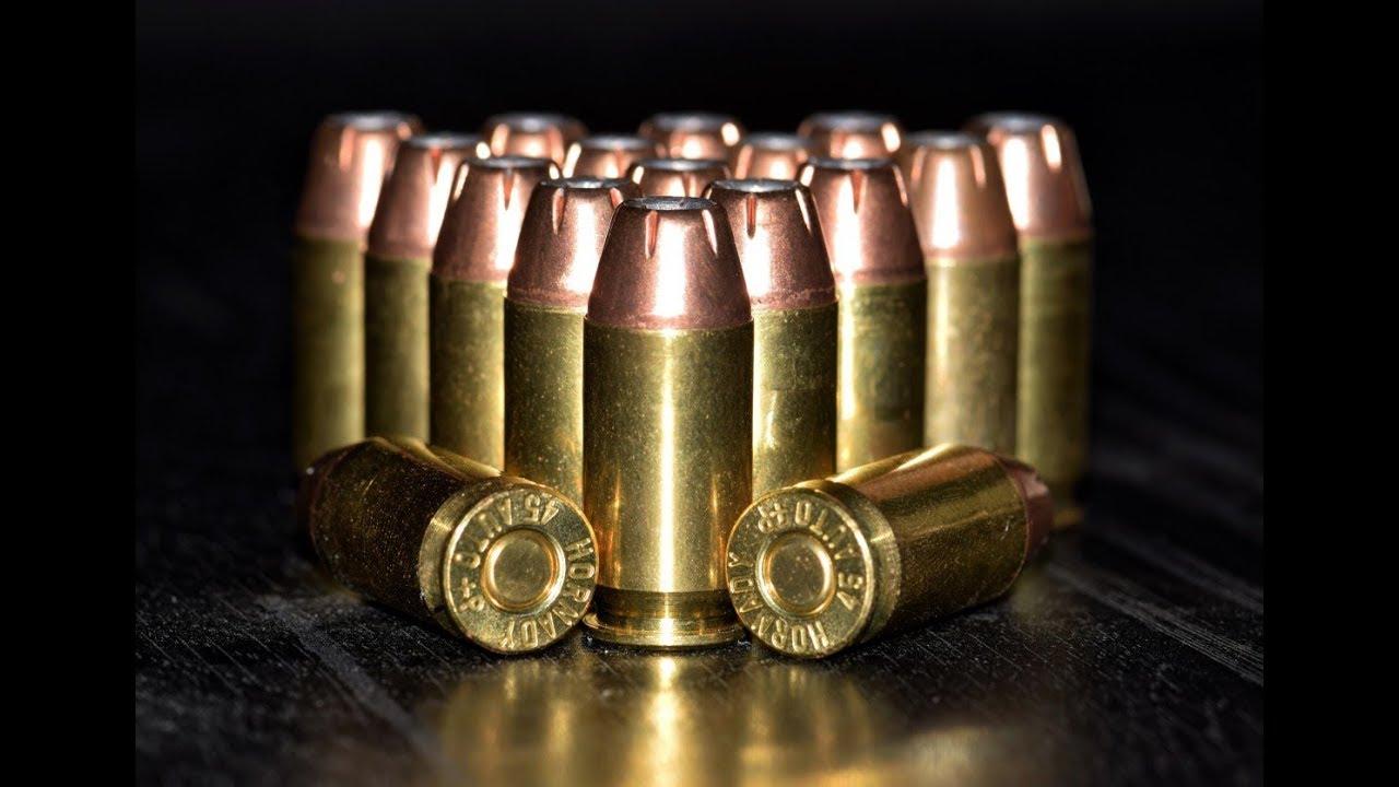 Fábrica de balas y municiones
