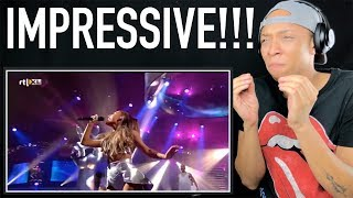 FEMALE SINGERS BEST HIGH NOTES | (REACTION)