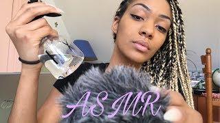 JE TESTE L'ASMR! | gloves, spray, tapping, touching