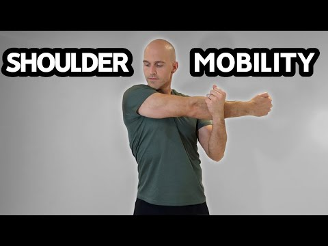 6 Shoulder Mobility Exercises (And Stretches) For INSTANT Improvement
