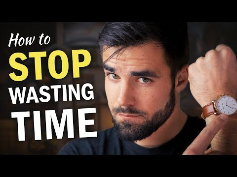 How to Stop Wasting Time - 5 Useful Time Management Tips