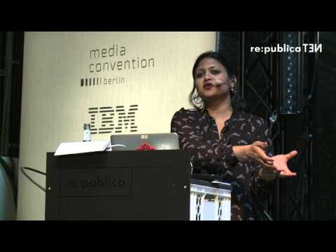 re:publica 2016 – Maya Indira Ganesh: A problem with trolleys: Ethics and self driving cars on YouTube