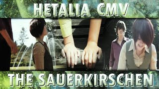 CMV [AP-Hetalia] - Your Love is Just a Lie