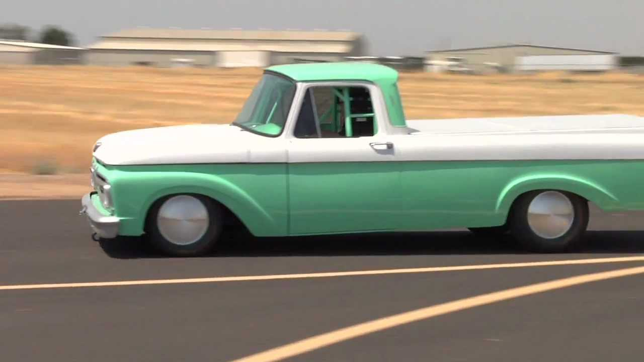 1961 Ford F100 Pickup Truck Pick Up