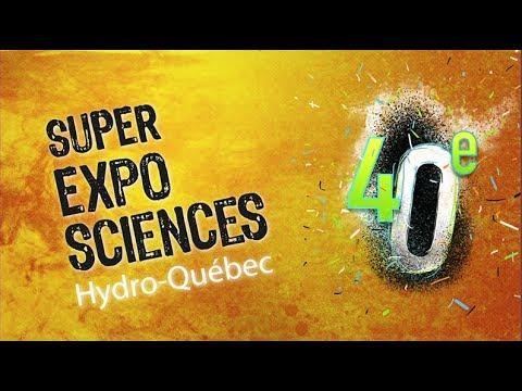 Diffusion en direct de la Super Expo-sciences Hydro-Québec 2018