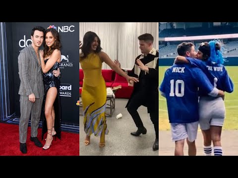 Nick Jonas and Priyanka Chopra's DANCE on this BOLLYWOOD song is the CUTEST thing on the internet! Mp3