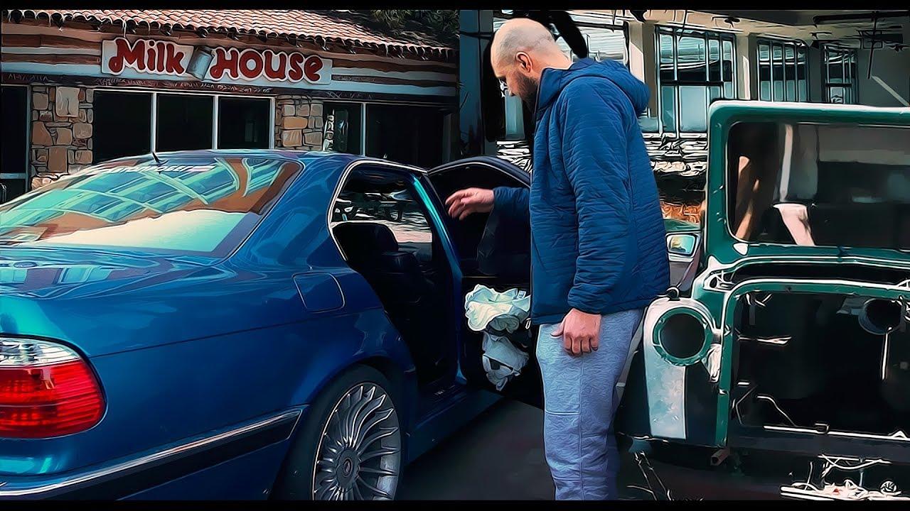 Восстановление рычага крепления подушки двигателя автомобиля .