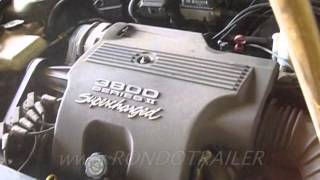 96 Buick Riviera 3800 Supercharged engine & trans for sale 1751