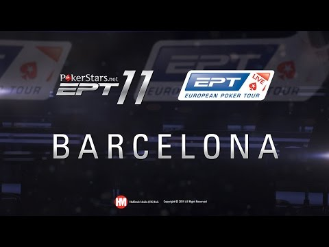 EPT 11 Barcelona 2014 Live Poker Main Event, Final Table – PokerStars