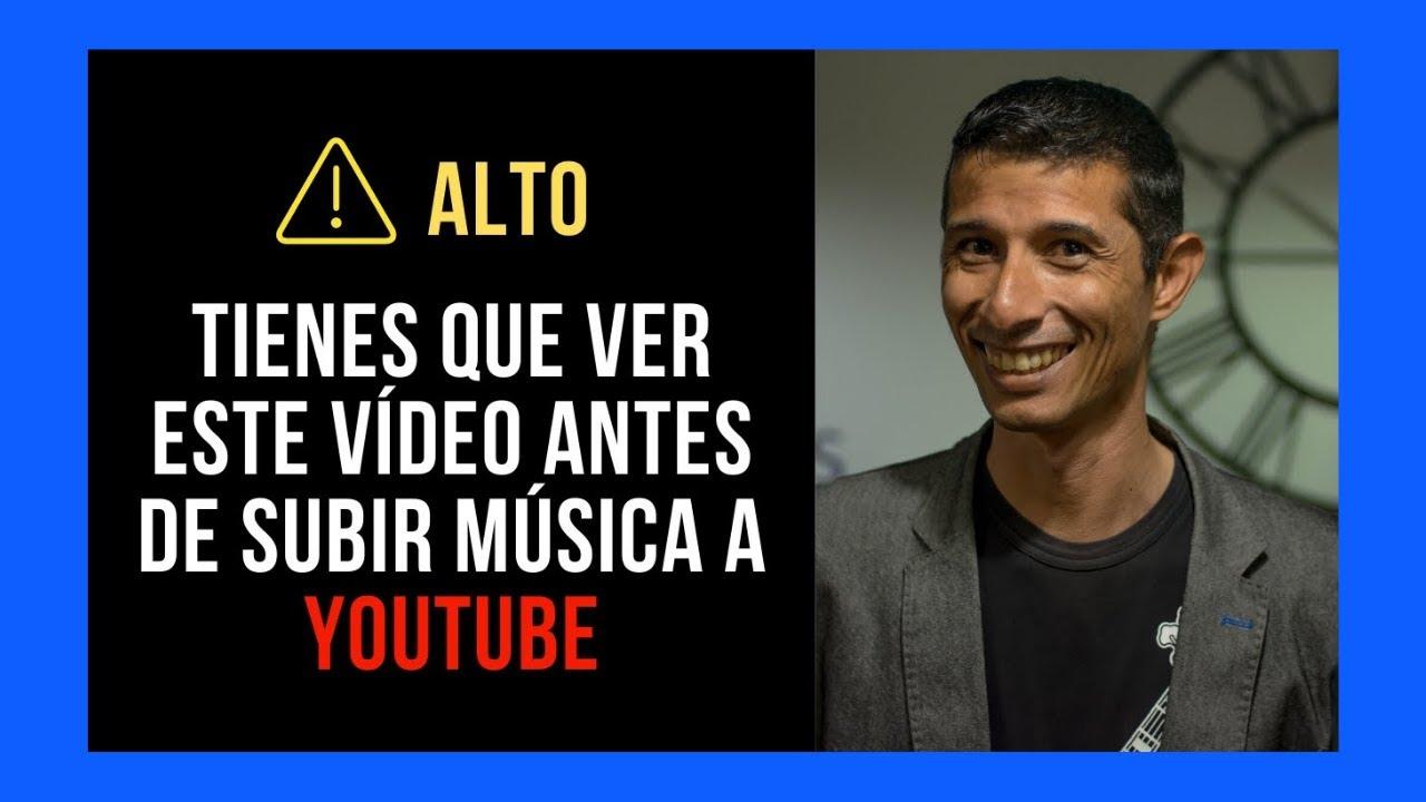 Las 2 Maneras Para Monetizar Tu Música En Youtube Si Tu Canal No Te Lo Permite Youtube