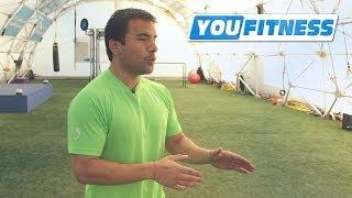 ¿Cómo respirar para cansarse menos al entrenar y hacer deporte? - YouFitness