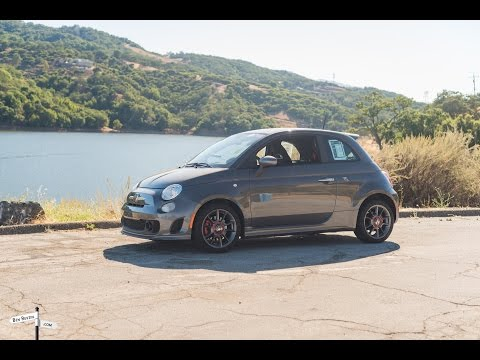 Fiat 500 Abarth Review - Great Exhaust Note