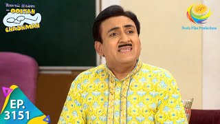 Download Taarak Mehta Ka Ooltah Chashmah - Ep 3151 - Full Episode - 22nd April,2021