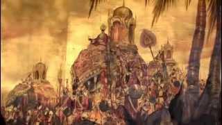 New Palace - Morbi / Morvi - King of Morbi Waghji Thakore