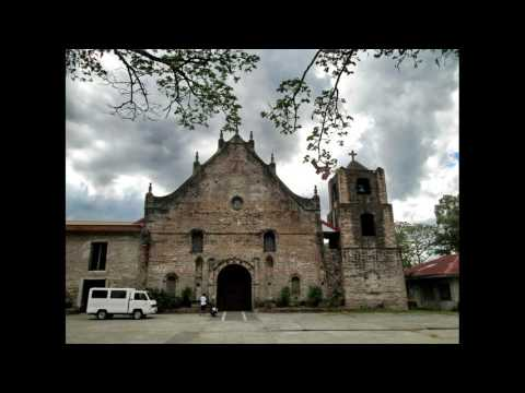 Beautiful churches in Northern Luzon.