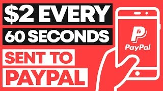 Earn $2 Every Min Right Now [fast Paypal Money]