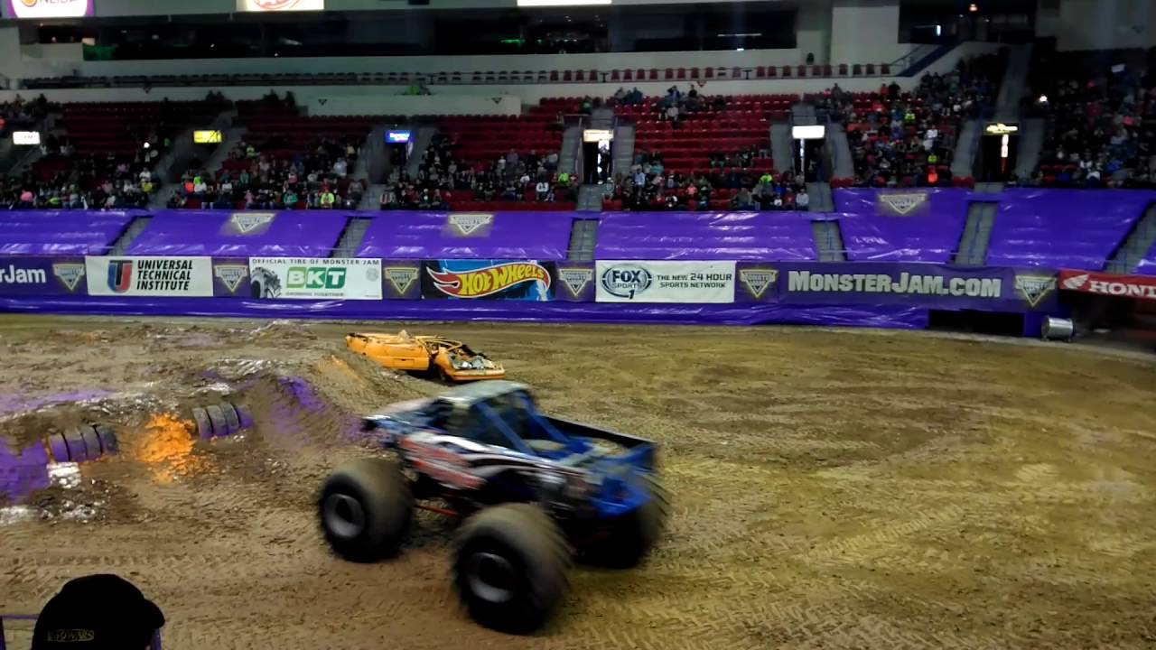 Freestyle Green Bay Wi Monster Jam Youtube
