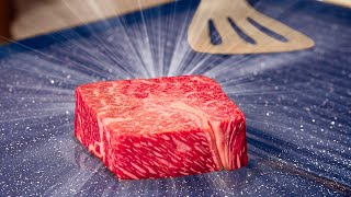 WE MADE THE MOST EXPENSIVE STEAK IN THE WORLD