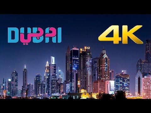 Dubai City Walk 4K UHD