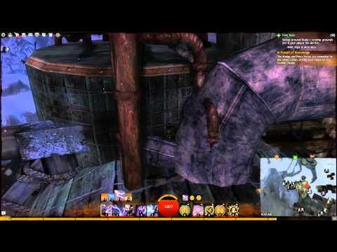 Guild Wars 2 - Dociu Excavation Vista Point (Dredgehaunt Cliffs) (PC)