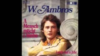 Wolfgang Ambros - I steh auf a Oide