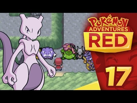 Pokemon Adventures: Red Chapter - Part 17 - MEWTWO!