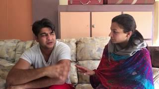 Facebook Status (ਮਰਜਾਨੀ ਕੀ ਚੁਹੁੰਦੀ ਏ ) | Punjabi Funny Video | Latest Mr Sammy Naz