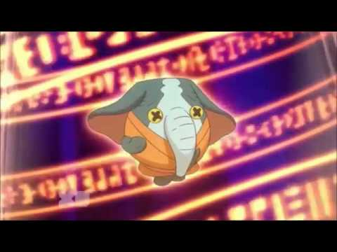 Fidgephant   Yo Kai Watch Summoning