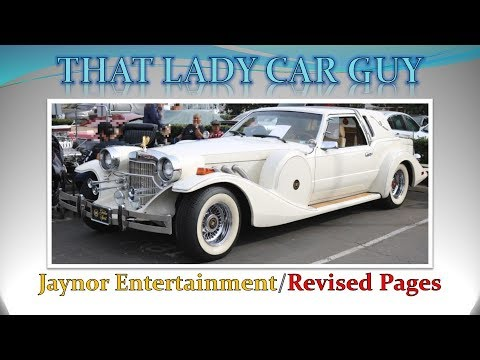 Zimmer Golden Spirit Luxury Classic Cars SE That Lady - Classic car guy