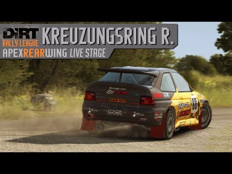 DiRT Rally Live Stage - Group A - Germany Stage 3