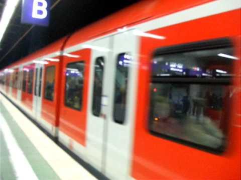 Local en estacion de Frankfurt