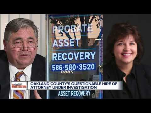 Oakland County Probate judges hire attorney under criminal investigation