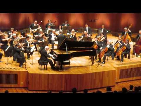 Concierto para piano no. 21 (I. Allegro moderato). Mozart. Osorio. Hansjörg Schellenberger. OFUNAM
