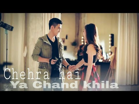 Chehra Hai Ya Chand Khila Unplugged Cover Song Love Mix Korean