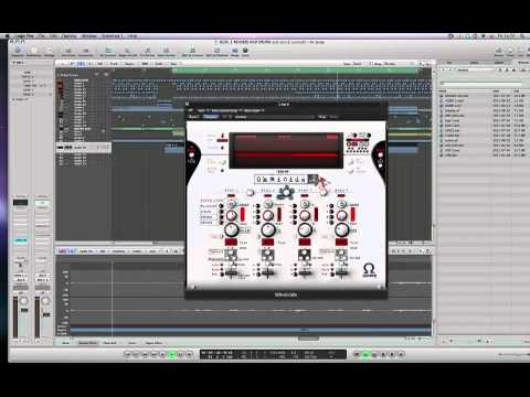 Several uses for Ohm Force's Ohmicide distortion! Synths, vocal, beats...