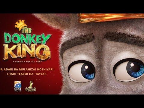 The donkey king full movie pakistani geo