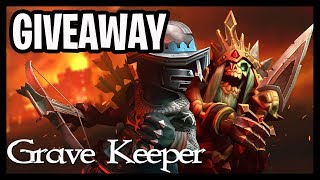 Grave Keeper Game Giveaway! First Look at Grave Keeper! Family Friendly Giveaway!