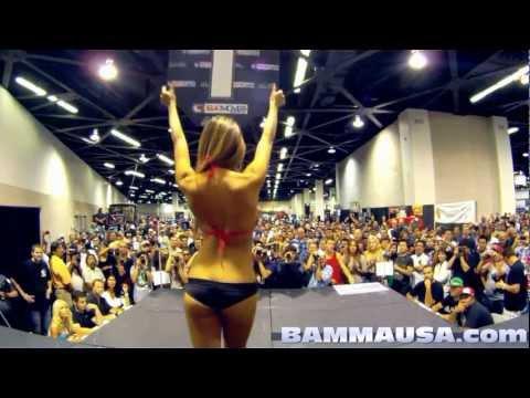 Bamma USA Ring Girl Contest 2011