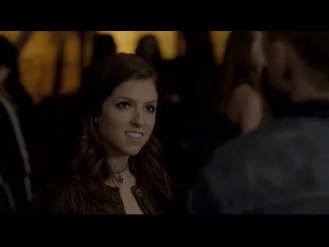 Pitch Perfect Deleted Scene: Beca and Luke