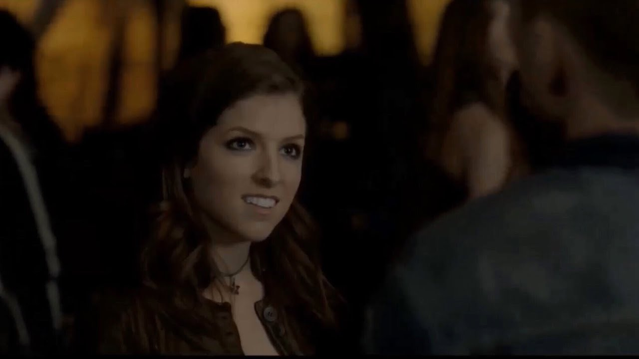 Pitch perfect deleted scene beca and luke youtube - Pitch perfect swimming pool scene ...