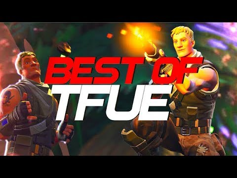 BEST OF TFUE (FORTNITE MONTAGE)