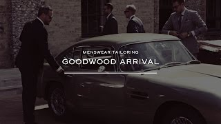 REISS Menswear: Goodwood Revival