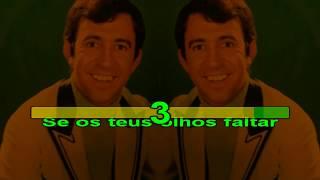 Moacyr Franco - Balada das Mãos - karaoke