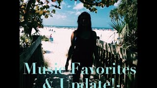 Music favorites | Update Thumbnail