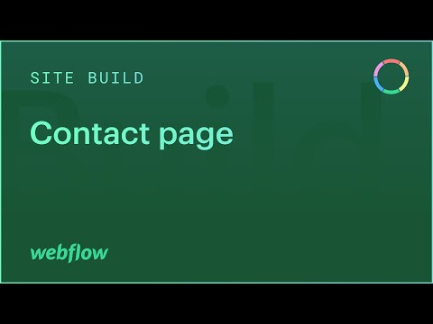 Site Build: Contact Page — The Freelancer's Journey (Part 33 Of 43)
