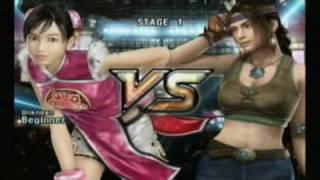Tekken 5 - [Time Attack] Xiaoyu